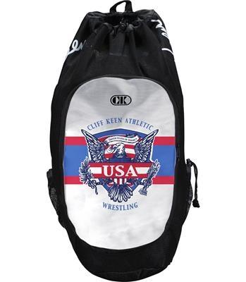 Cliff Keen Historic Eagle Branded Backpack