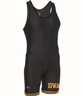Custom Team Singlet With Leg Cuff