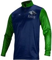 Fully Sublimated 1/4 Zip Fleece Pullover