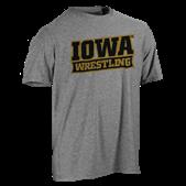 Iowa MXS Stretch Melange Tee Shirt